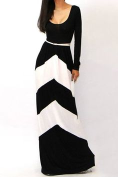 Just Like Old Times Maxi Dress