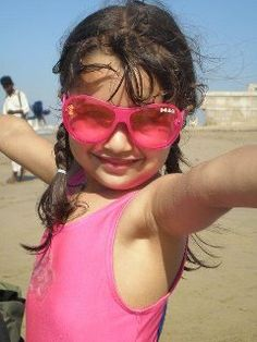 Beach Babe. Submitted by: Sharmeen Fahad Khan @babycenter #bigdayout #getoutside