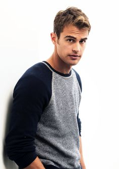 Theo James | via Tumblr