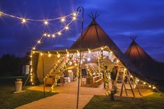 Tipi styling by Darby and Joan at the Sami Tipi Open Weekend