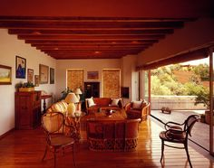 Private residence in San Miguel de Allende, Mexico.