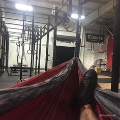 Doctors say rest is the most important part of every workout routine. We've got your back. #TrekLightGear #HammockTime #HammockLife #HammockFit (  : @mmaikoski )