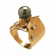 #pearl #ring