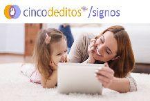 Cincodeditos. Signos para bebes #babysignos #signosparabebes