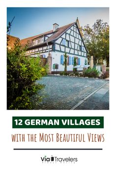 If you want to spend a peaceful, serene trip and enjoy the essence of European heritage at the same time, the beautiful small villages in Germany are the best places to check out. Here's our list of the 12 most beautiful villages in Germany. Europe Travel Tips, Travel Goals, Places To Travel, Travel Guide, Travel Destinations, Argentina Travel, European Destination, Winter Travel, Germany Travel