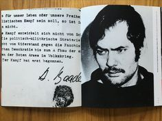 From Astrid Proll 'Baader Meinhof'.