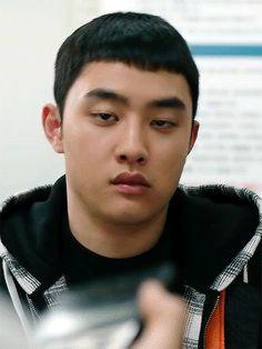 Do Kyungsoo gif Exo Kokobop, Exo Do, Kpop Exo, Chanbaek, Kaisoo, Kyungsoo, Meme Faces, Funny Faces, Day6 Sungjin