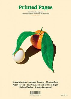 It's Nice That | Creative Bloq's 'The 13 Best Magazine Covers of 2014'