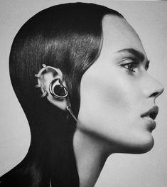 Frida Gustavsson by Steven Pan | Interview September 2013