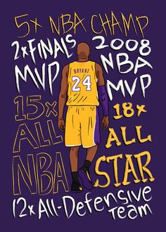 The Lakers legend's 20 year career summarized. Anything made to Ride Hard and go Fast on Earth We Love it. Life You are in the right Kobe Bryant Family, Kobe Bryant 24, Lakers Kobe Bryant, Basketball Art, Love And Basketball, Basketball Decorations, Street Basketball, Basketball Posters, Basketball Funny