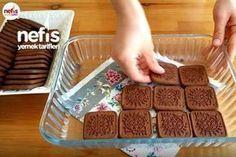 Brownie Pasta Tarifi – Pişmeyen nefis bir pasta – Pratik yemekler – The Most Practical and Easy Recipes Mug Recipes, Baby Food Recipes, Baking Recipes, Cake Recipes, Dessert Recipes, Brownies, Brownie Cake, Recipe 4, Sweets