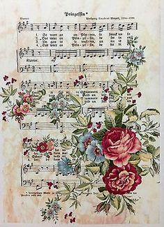 vintage rose decoupage paper - Google zoeken