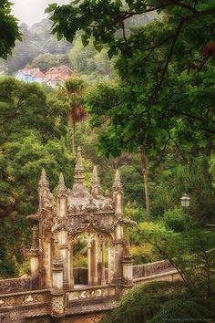 Quinta da Regaleira #Sintra #Portugal - Taylor Moore Photography