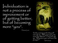 Carl Jung #individuation #you
