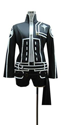 Dreamcosplay Anime D.Gray-man Lenalee Lee Second Generation Costume Cosplay -- Details can be found by clicking on the image.