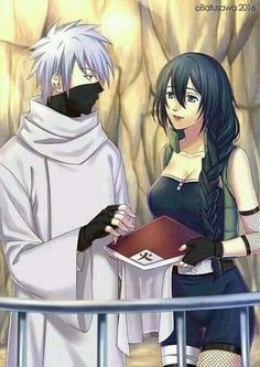 Kakashi and his lover ❤️❤️❤️ #6thHokage