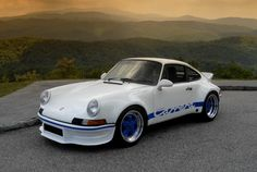 Renn Sport Racing built on a 964 Carrera 4. Words & numbers that tickle my fancy.