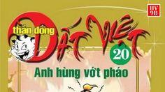 Truyện Thần Đồng Đất Việt Tập 20 - Anh Hùng Vớt Pháo