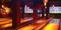 Bowlmor Times Square #NYC #Attraction #BowlingAlley