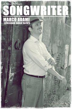 MARCO ADAMI  PRODUTTORE MUSICALE Musica, Audio Studio