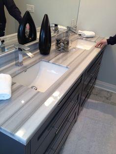 Bathroom /  sink storage 2