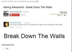AA is one of my favourite bands ever and this killed me