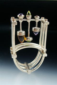 Nervous Habit Ring #7 ~ETS #jewelrydesign #ring