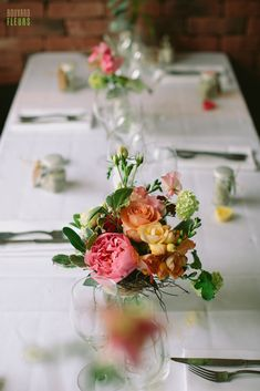 Nicole + Valter tie the Knot // Kennolyn Soquel Mountains Wedding Peonies Centerpiece, Centerpieces, Table Decorations, Got Married, Getting Married, Park Pavilion, Foxes Photography, Wedding Reception, Fine Art
