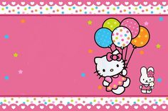 Hello Kitty Coloring Pages Hello Kitty Birthday Invitations, Hello Kitty Theme Party, Hello Kitty Themes, 1st Birthday Cards, Birthday Charts, Hello Kitty Backgrounds, Hello Kitty Wallpaper, Hello Kitty Colouring Pages, Coloring Pages