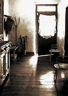 Le rustique rencontre le vintage byElizabeth's Point of View, via Flickr