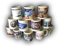 Mug Printing Your Photo or any kinds of picture Print on Mug. Color changing Mug : Normally its Color is Black when put any kinds of hot things it give your picture which you Print. its Known to Magic Mug Its an Exclusive Gift Item: Mug Printing, Printing Labels, Printing Press, Custom Sticker Printing, Custom Stickers, Print Your Photos, Print Pictures, Chemical And Physical Changes, Branded Mugs