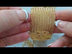 Seed Bead Tutorials, Beading Tutorials, Beaded Jewelry Designs, Necklace Designs, Jewelry Design Drawing, Canvas Painting Tutorials, Beaded Necklace, Beaded Bracelets, Handmade Jewelry