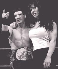 Eddie Guerrero & his mamasita Chyna