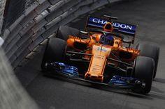 マクラーレン:F1モナコGP 木曜フリー走行 レポート  [F1 / Formula 1]