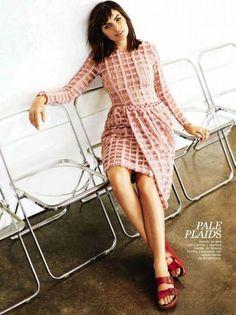 Alyssa Miller | Photo Daily | Model Diary http://model-diary.com/2014/10/27/alyssa-miller-photo-daily/