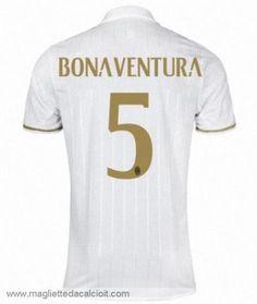 #5 Maglia AC Milan BONAVENTURA Gara Away 16/17