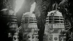 'Doctor Who' ultimate countdown: Top 25 Dalek stories - Page 2 of 5 Doctor Who, First Doctor, Crazy Man, Dalek, Blue Box, Time Lords, Master Plan, Dr Who, Present Day