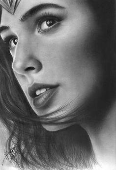 What a wonder of a woman. Gal Gadot