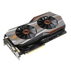 ASUS ROG MATRIX GTX980Ti Graphics Card engineered for ultimate overclocking & gaming | 30% cooler performance and 3x quieter acoustics | AUTO-EXTREME Technology that delivers premium quality and best reliability