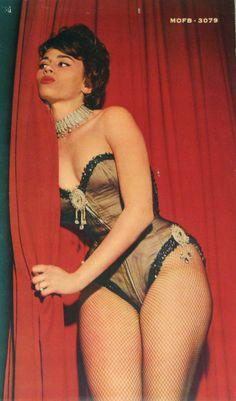 Mario Gennari Filho - Peter Basch 'Latin Quarter Showgirls ' 1950s