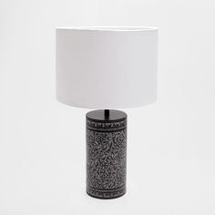 WORKED CYLINDER BASE LAMP - Bedroom - Gypset - Shop by collection | Zara Home Belgium