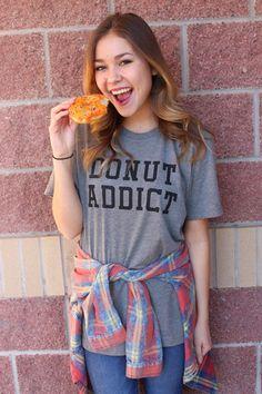 f1d13528 159 Best doughnut darlin's images   T shirts, Clothes, Donut shirt
