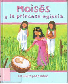Moisés y la princesa egipcia