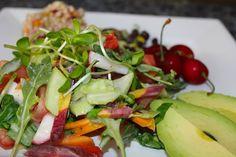 Arugula & Bok Choy Salad