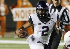 Trevone Boykin, TCU : Top 25 quarterbacks for 2015: Big names, bigger talent