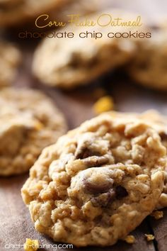 These cookies were always a staple in my home growing up. My mom would often take them into church events or to neighbors and they always receive rave reviews. The secret to these amazing cookies is the corn flakes. They add a chewiness to the cookie. Combine that with the oats and you have one …