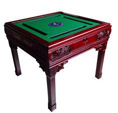 Mahjong Table Foldable Mahjong Table Wooden Mahjong Table