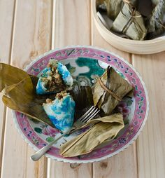 Lisa's Lemony Kitchen ....: Puah Kiam Ti Chang/ Nyonya Glutinous Rice Dumplings