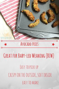 great little finger food. Ideal for baby-led weaning (BLW) and kids.A great little finger food. Ideal for baby-led weaning (BLW) and kids. Baby Snacks, Toddler Snacks, Toddler Dinners, Snacks Kids, Baby Led Weaning, Weaning Toddler, Food App, Fingerfood Baby, Healthy Kid Snacks