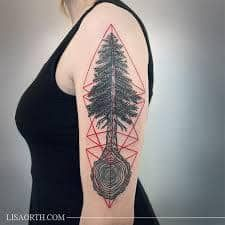 Linework Engraving Etching Woodcut Tattoo by Lisa Orth Redwood Tattoo, Tattoos For Women Small, Small Tattoos, Tattoos For Guys, Unique Tattoo Designs, Unique Tattoos, Tattoo Design Drawings, Tattoo Sketches, Black And Grey Tattoos
